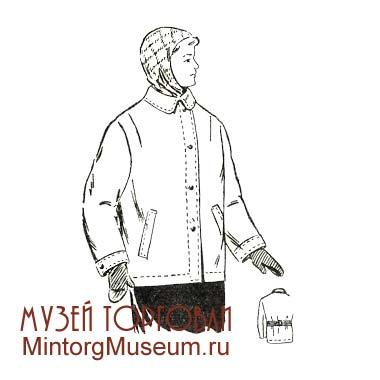"""Куртка ватная """"Сириус-Телогрейка"""" стеганая."""