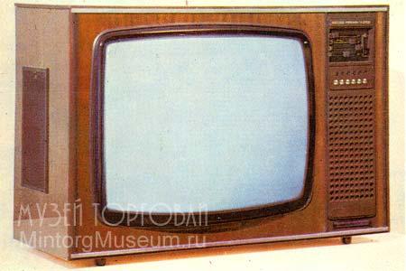 """Телевизор """"Рубин Ц-202"""""""