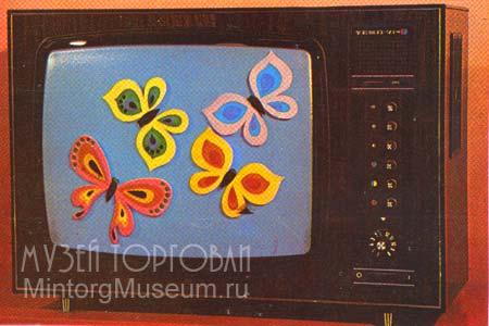 "Телевизор ""ТЕМП-714"""
